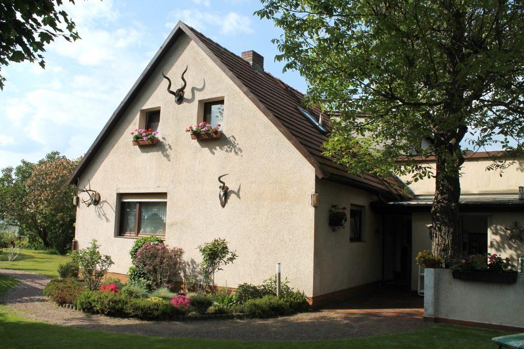 +RESERVIERT+ Kleine Stadtrandoase mit großem Garten in ruhiger Lage von Spandau